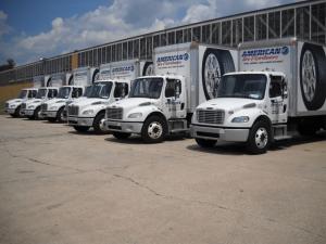 Custom Fleet Vehicle Wraps